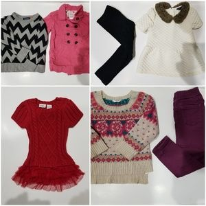 Other - 3t girl outfits clothes bundle